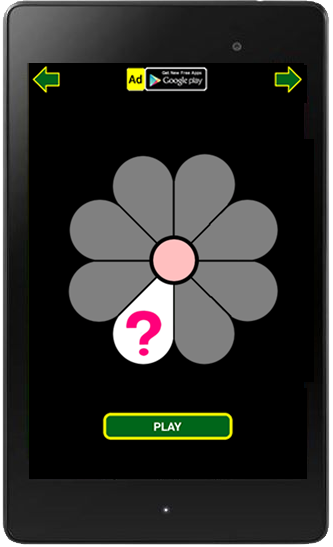 Yes or No? Ask the flower- screenshot