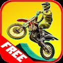 Motor Bike Stunt Race 3D icon