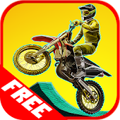 Motor Bike Stunt Race 3D
