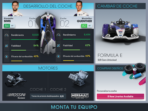 Motorsport Manager Online screenshot 11