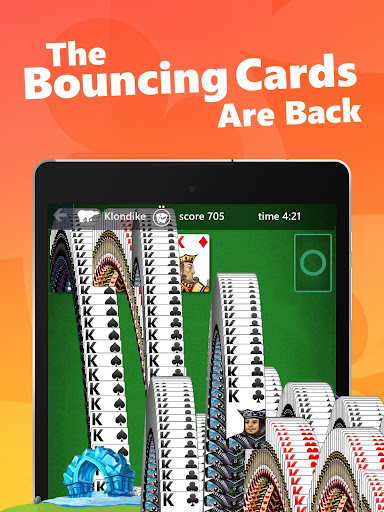 Microsoft Solitaire screenshot 8