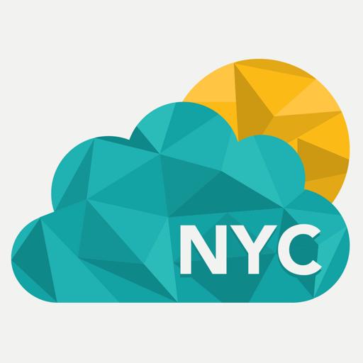 뉴욕 일기 예보, 여행객을위한 가이드. 天氣 App LOGO-硬是要APP