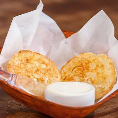Pão de Queijo na Chapa