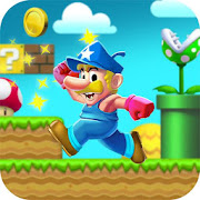 Sboy Adventure World: Jump&Run