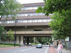 Photo: The Bridge (level 2), for CS1H lectures