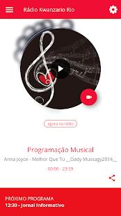 Rádio Kwanza Rio - náhled