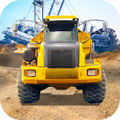 Heavy Machines Simulator - drive industry trucks!