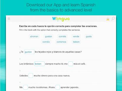 App Learn Spanish - Español APK for Windows Phone