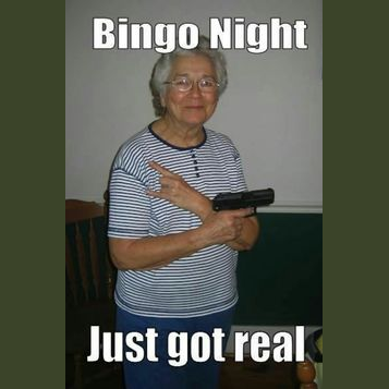 Logo for FUCKING Bingo