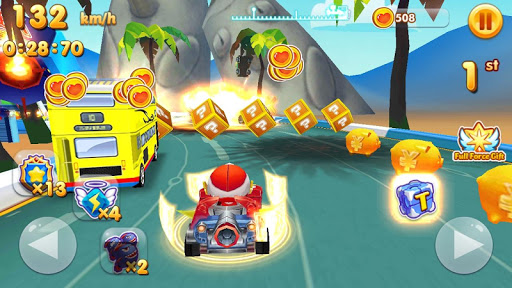 Télécharger Toons Star Racers apk mod screenshots 2