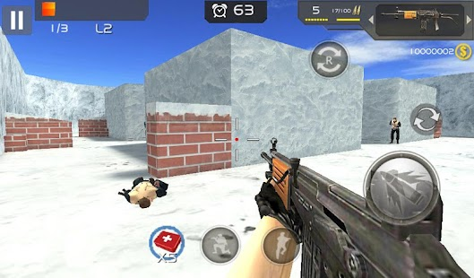 Gun & Strike 3D- screenshot thumbnail