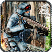 Real Commando War Frontline Shooter Fury 2017