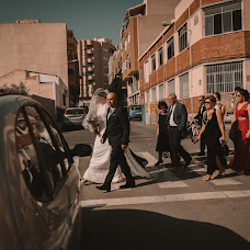 Wedding photographer Sergio Gallegos (SergioGallegos). Photo of 24.06.2018