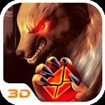 Bloody Werewolf Icon