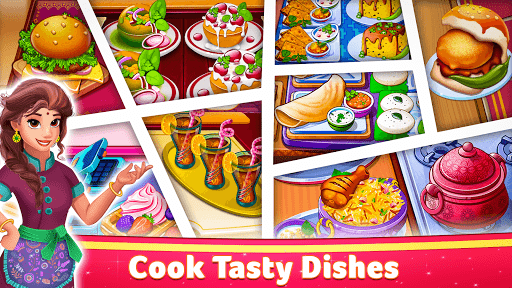 Indian Cooking Star: Chef Restaurant Cooking Games screenshots 2