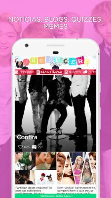 Kpop Amino em Português - screenshot