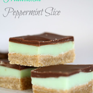 Peppermint Slice Recipes