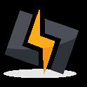 Stromzähler Taschenlampe icon