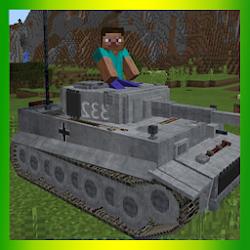 Mod Tank blitz para MCPE WOT