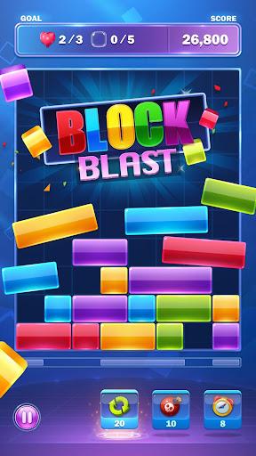 Block Blast: Dropdom Puzzle Game apktram screenshots 4