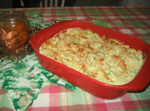 Sandy's Potato Salad Recipe