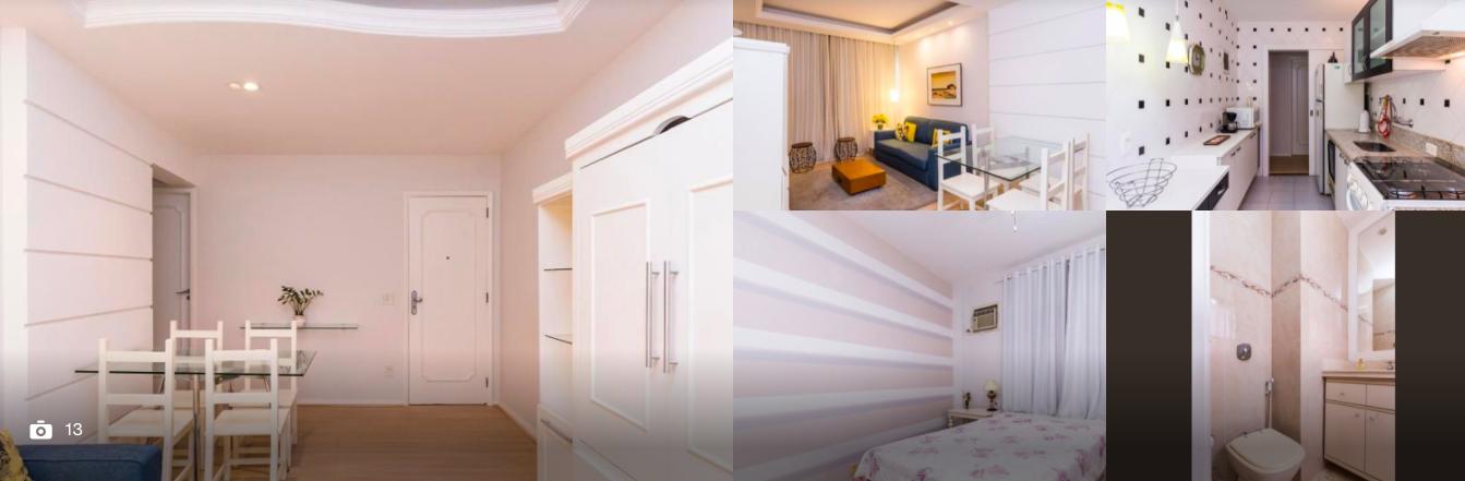 Apartamento de 2 quartos à venda na Rua Mena Barreto, Botafogo