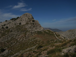 Photo: Na Franquesa and Coll des Gats (hike 49)