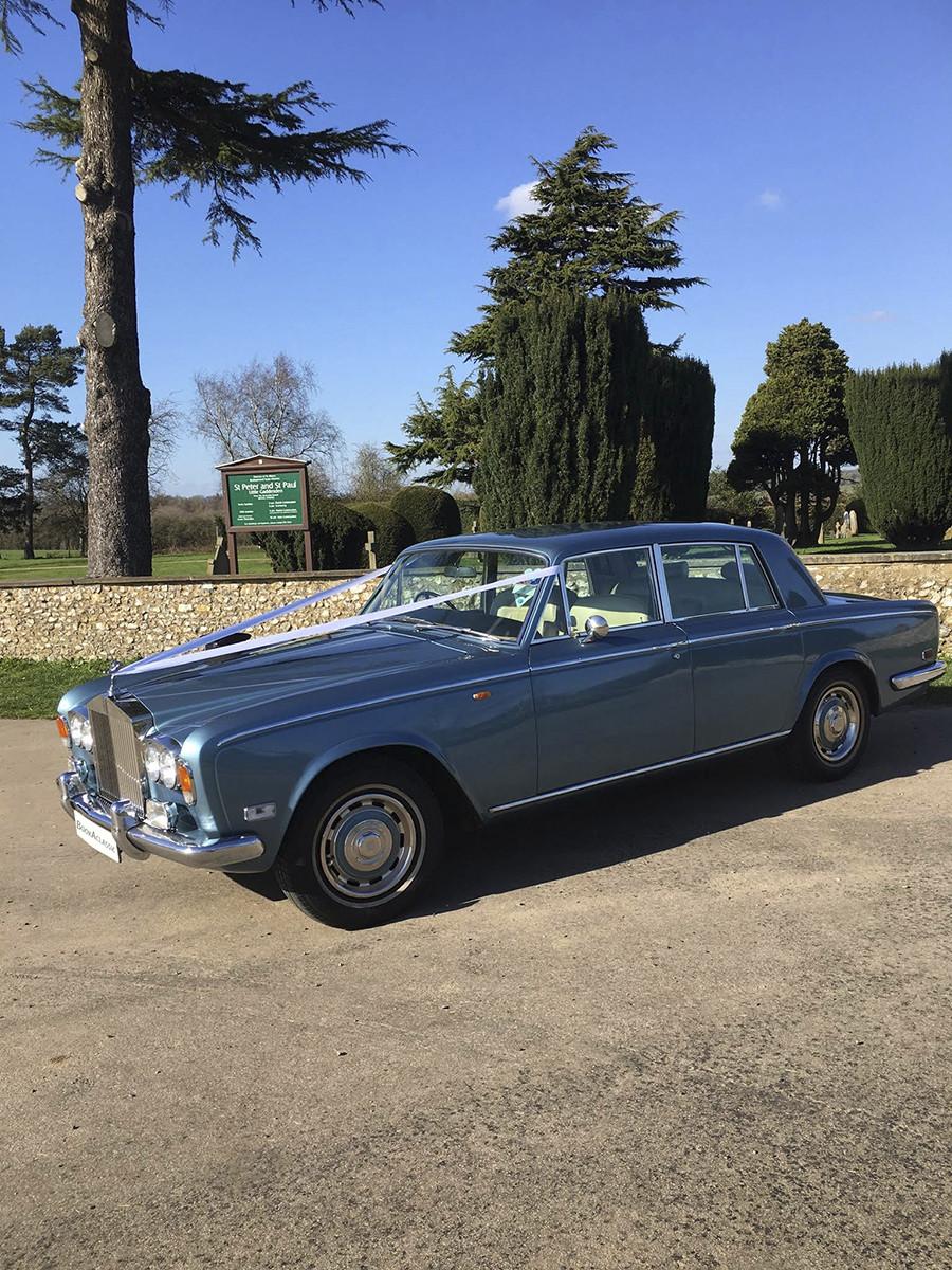 Rolls-Royce Silver Shadow 1 Hire Hemel Hempstead