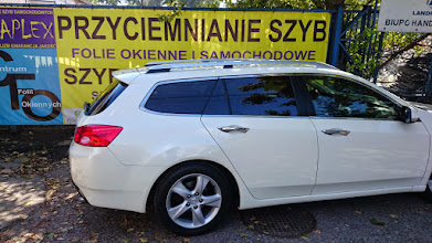 Photo: Honda Accord kombi przyciemnianie szyb folia Llumar ATR Najwyższa jakość w rozsądnej cenie .Zapraszamy na naszą stronę www.venaplex.pl