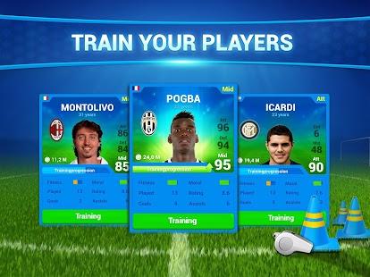 Online Soccer Manager (OSM) Screenshot 12