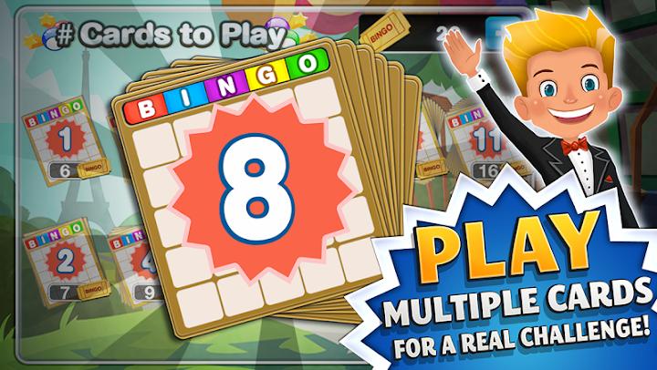 Bingo Android App Screenshot