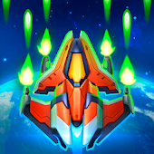 Space Justice – Galaxy Shooter-Schlachten icon