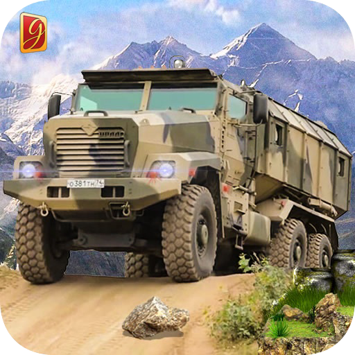 Drive Army Check Post Truck (game)