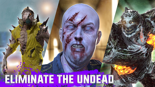 Kill Shot Virus: Zombie FPS Shooting Game 10