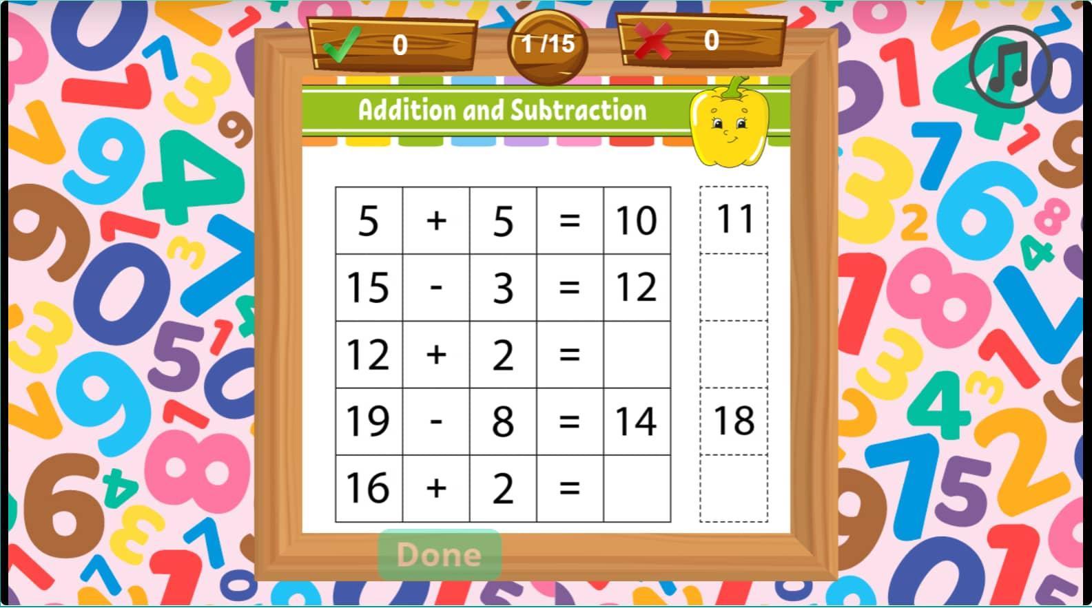game matematika untuk asah otak anak
