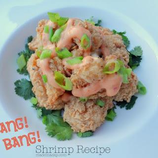 Copycat Bang Bang Shrimp