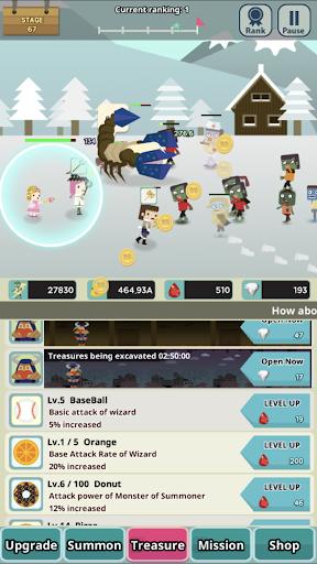 [VIP]Infinity Dungeon 2- Summoner Girl and Zombies 1.8.4 screenshots 21