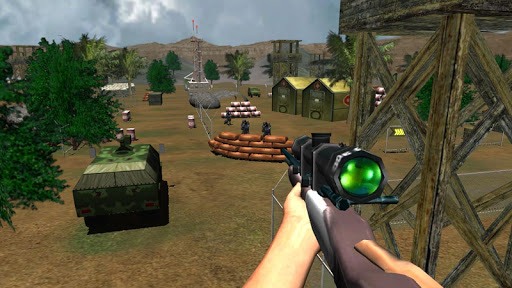 American War Sniper