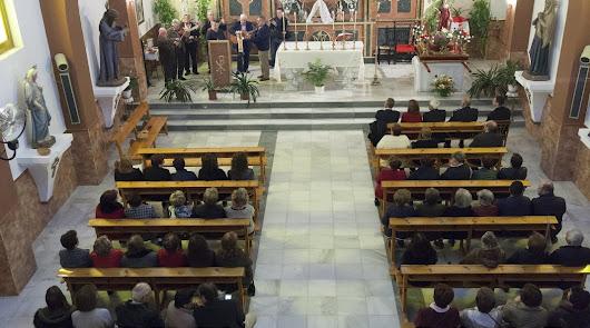 La iglesia de Las Pocicas luce como nueva tras su rehabilitación
