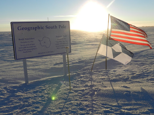 Learn All About Antarctica's First Flag Called 'True South' [Interview]