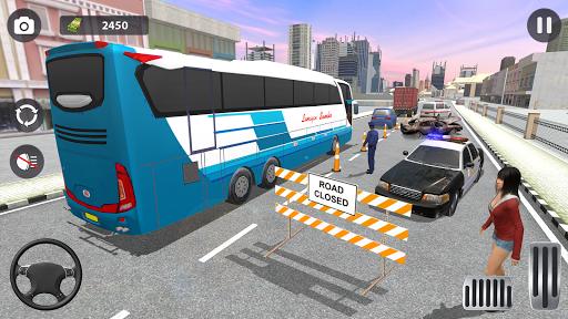 Modern Offroad Uphill Bus Simulator: Free Bus 2020 0.1 screenshots 3