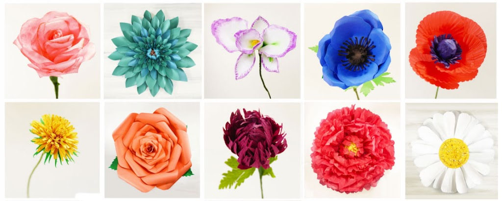 Paper flowers book offer all paper flowers mightylinksfo
