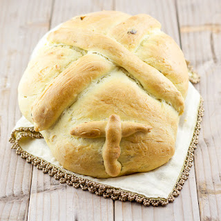 Christopsomo | Greek Christmas Bread
