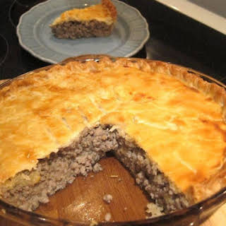 Double Crust Meat Pie Recipes.