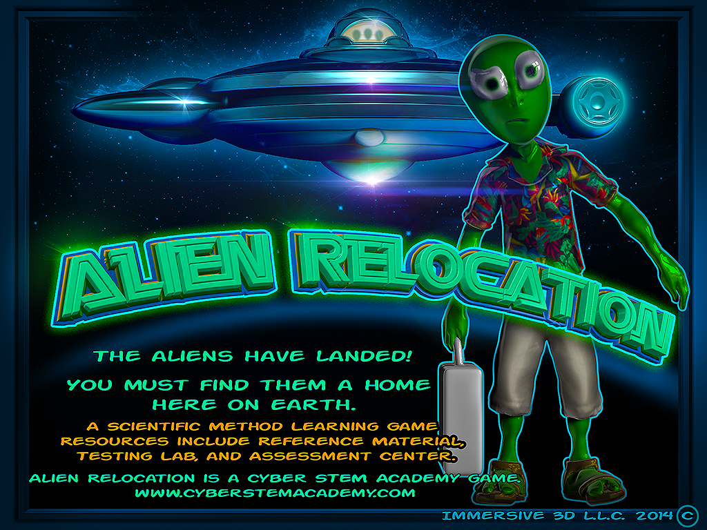 Alien Relocation- screenshot