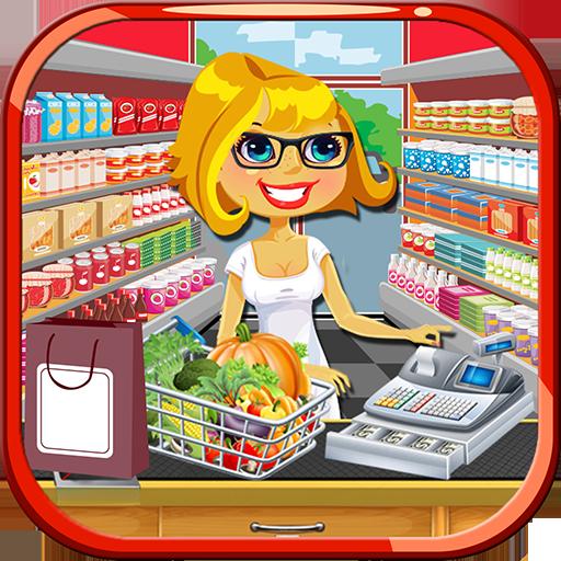 Supermarket Girl Cashier Sim