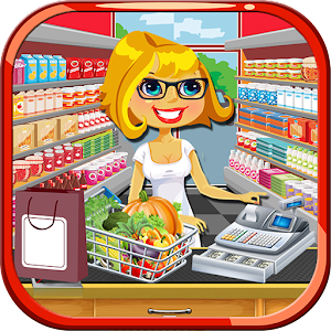 Supermarket Girl Cashier Sim for PC and MAC