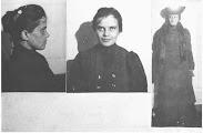 Photo: Распутина (Шулятикова) Анна Михайловна. Одна из семи повешенных 17 февраля 1908 года.