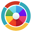 Flat & Solid Color Wallpaper icon