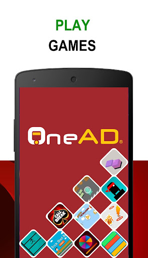 OneAD - Play Games! 13.0.9 screenshots 1